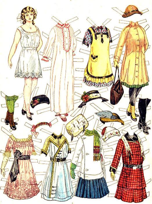 аватарки одежда:
